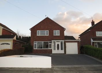 Thumbnail 3 bed detached house for sale in Simmonds Way, Brownhills, Walsall