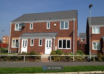 Thumbnail 3 bed semi-detached house to rent in Orlando Drive, Warrington