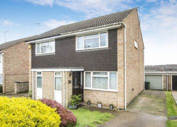Thumbnail 2 bed semi-detached house for sale in The Rise, High Wycombe