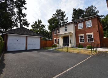 Thumbnail 4 bedroom detached house for sale in Sweet Chariot Way, Wellington, Telford