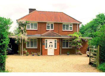 Thumbnail 4 bed detached house for sale in Sherborne St John, Basingstoke