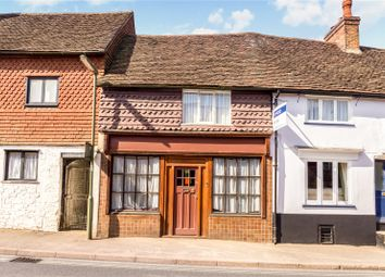 Thumbnail 3 bed terraced house for sale in Petworth Road, Haslemere, Surrey