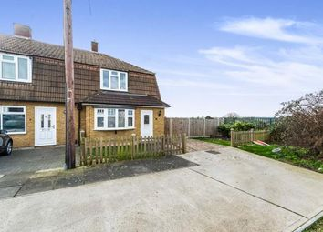 Thumbnail 2 bed end terrace house for sale in Collier Row, Romford, Essex