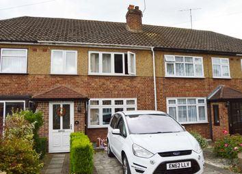 Thumbnail 3 bedroom terraced house to rent in Elgin Avenue, Harold Wood, Romford