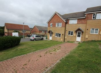 Thumbnail 2 bed terraced house for sale in Moorhen Close, St Leonards-On-Sea, East Sussex, UK