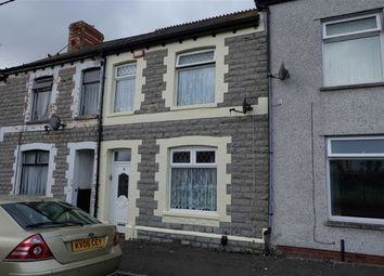Thumbnail 3 bed terraced house for sale in Basset Street, Barry, Vale Of Glamorgan