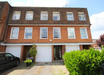 Thumbnail 3 bed town house to rent in Queen Close, Henley-On-Thames