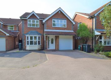 Thumbnail 4 bed detached house for sale in Centurion Walk, Kingsnorth, Ashford
