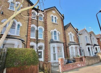 Thumbnail 3 bed flat to rent in Bouverie Road, Stoke Newington, London