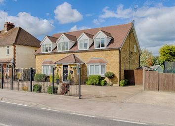 Thumbnail 5 bed detached house for sale in Pecks Hill, Nazeing, Waltham Abbey