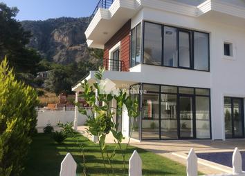 Thumbnail 3 bed villa for sale in Fethiye Mugla, Aegean, Turkey