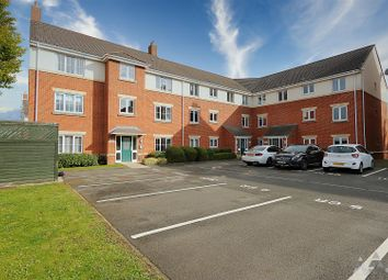 Thumbnail 1 bed flat to rent in Grasscroft House, Archdale Close, Chesterfield, Derbyshire