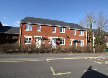 Thumbnail 3 bed terraced house to rent in Russell Walk, Clyst Heath, Exeter