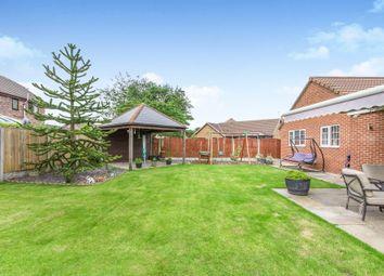 Thumbnail 3 bed detached bungalow for sale in Parklands Close, Rossington, Doncaster