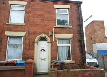 Thumbnail 2 bed end terrace house to rent in Middleton Road, Chadderton, Oldham