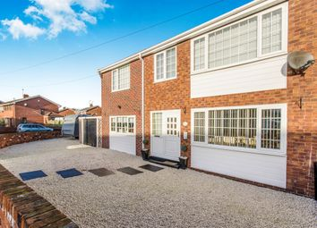 Thumbnail 4 bed semi-detached house for sale in Finkle Street, Stainforth, Doncaster