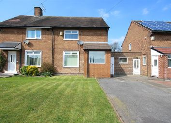 Thumbnail 2 bed semi-detached house for sale in Reney Avenue, Sheffield
