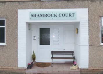 Thumbnail 2 bed flat for sale in Shamrock Terrace, Deganwy, Conwy