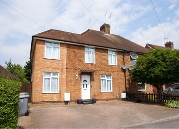 Thumbnail 4 bed semi-detached house for sale in Northfield Road, Borehamwood