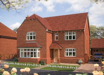 "Thumbnail 5 bedroom detached house for sale in ""The Arundel"" at Bradford Road, Sherborne"