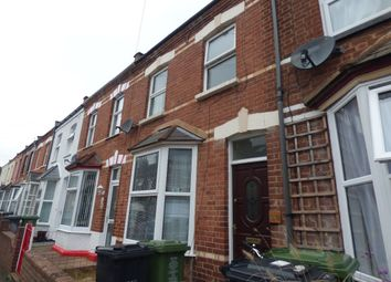 Thumbnail 2 bed terraced house to rent in Cleveland Street, St. Thomas, Exeter