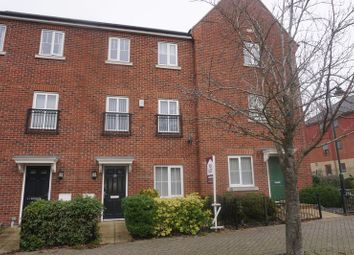 Thumbnail 4 bed terraced house to rent in Eagle Way, Hampton Vale, Peterborough