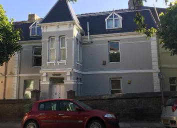 Thumbnail 2 bed flat to rent in College Avenue, Mutley, Plymouth