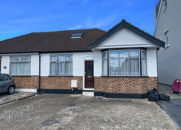 3 bed semi-detached bungalow for sale in Somerville Road, Chadwell Heath, Essex RM6