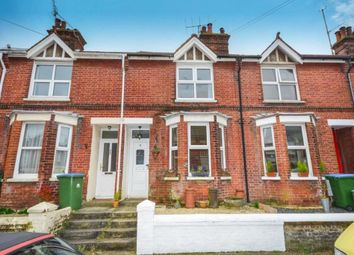 Thumbnail 2 bed terraced house to rent in Gloucester Place, Littlehampton