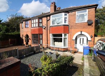 Thumbnail 3 bed semi-detached house for sale in Ruskin Road, Prestwich, Manchester