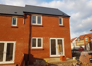 Thumbnail 2 bed end terrace house for sale in Plot 107, Dukes Way, Axminster