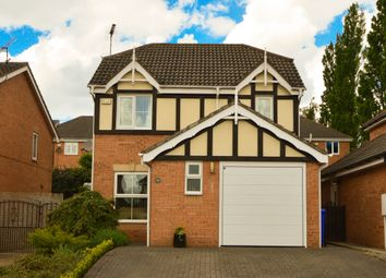 Thumbnail 3 bed detached house for sale in Bridle Stile Gardens, Mosborough, Sheffield