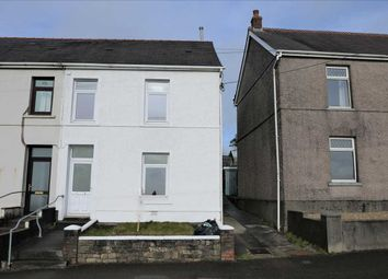 3 bed semi-detached house for sale in Johns Terrace, Carmel, Llanelli SA14