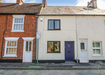 Thumbnail 2 bed terraced house for sale in Russell Road, Newbury