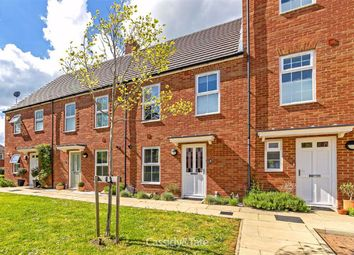 Thumbnail 3 bed terraced house for sale in Fleming Drive, St Albans, Hertfordshire