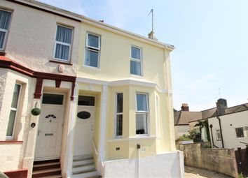 Thumbnail 3 bed end terrace house to rent in Beatrice Avenue, Keyham, Plymouth, Devon