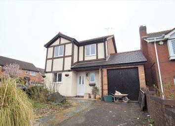 Thumbnail 4 bed detached house to rent in Ellicks Close, Bradley Stoke, Bristol