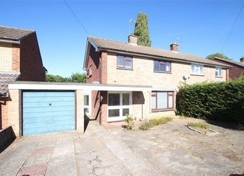 Thumbnail 3 bed semi-detached house for sale in Blackwell Avenue, Guildford, Surrey