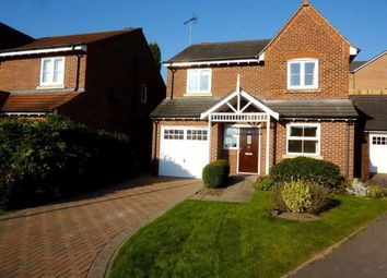 Thumbnail 4 bedroom detached house for sale in The Lovatts, Kidsgrove, Stoke-On-Trent