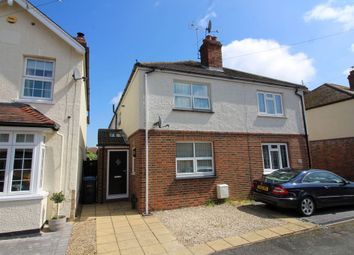 Thumbnail 3 bedroom semi-detached house for sale in Park Avenue, Egham