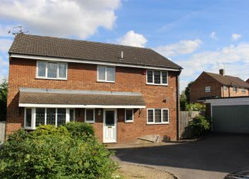 Thumbnail 5 bed detached house for sale in Wheatlands, Haydon Wick, Swindon