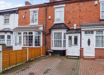 Thumbnail 2 bed terraced house for sale in Trinity Street, West Bromwich