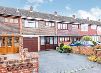 Thumbnail 3 bedroom terraced house for sale in Charlotte Gardens, Collier Row, Romford