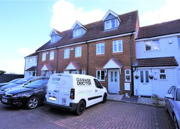 Thumbnail 3 bed terraced house for sale in Sanctus Court, Hoo, Rochester