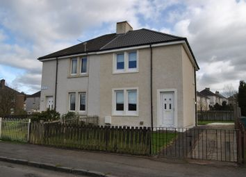 Thumbnail 2 bed semi-detached house for sale in Coltness Avenue, Allanton