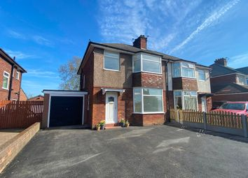 Thumbnail 3 bed semi-detached house for sale in Garden Village, Newby West, Carlisle