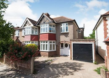 3 bed semi-detached house to rent in Montrose Avenue, Twickenham TW2