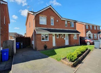 Thumbnail 3 bed semi-detached house to rent in Althrop Grove, Longton, Stoke-On-Trent