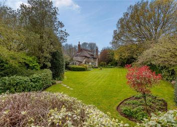 4 bed detached house for sale in Offham, South Stoke, Arundel, West Sussex BN18