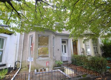 Thumbnail 1 bed flat to rent in Stuart Road, Plymouth, Devon